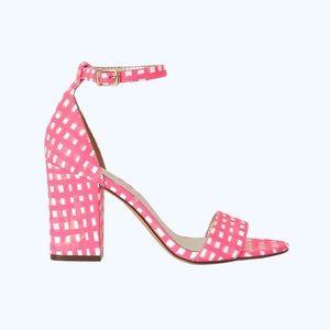 Lilly Pulitzer Amber Lynn Sandal heels